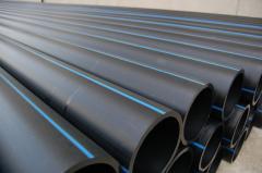 Полиэтиленовые трубы для газо/водоснабжения