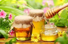 Грузинский натуральный мёд (альпийский мёд)