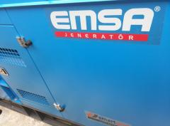 Электрогенератор დენის გენერატორი EMSA 420 kVA