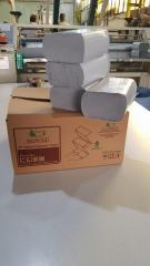 Royal Prestige, 3 Ply, Z Folded Paper Towel, 20*24 cm. 200 pcs. Metallic