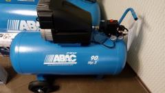 ABAC Air Compressor 90 L - ITALY - ABAC воздушный компрессор