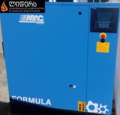 ABAC Formula Screw Compressor  / ABAC воздушный компрессор