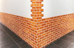 Ceramic wall tiles 230х68х11 mm