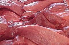 საქონლის ხორცი უძვლო, გაყინული, უმაღლესი ხარისხი (94/6)/ говядина без кости, замороженная, высший сорт, блочная