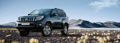 Land Cruiser Prado 4.0L
