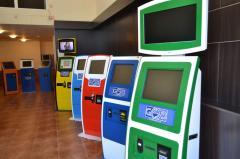 Платежные терминалы , Торговые автоматы