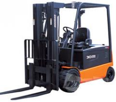 Diesel and LPG Forklift Rental Forklift Doosan