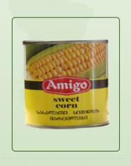 Sweat corn sliced AMIGO