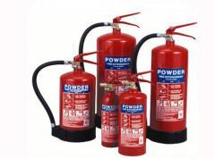Fire extinguisher ( powder )