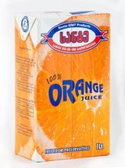 Orange Juice Sante