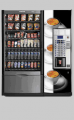 Coffee vending machine electrical