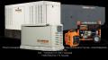 Газовый электрогенератор GENERAC sg200 200kVa  / გაზის გენერატორი Generac sg200 200kVa