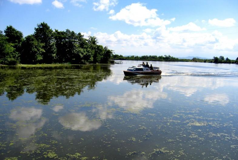 озеро палеостоми рыбалка