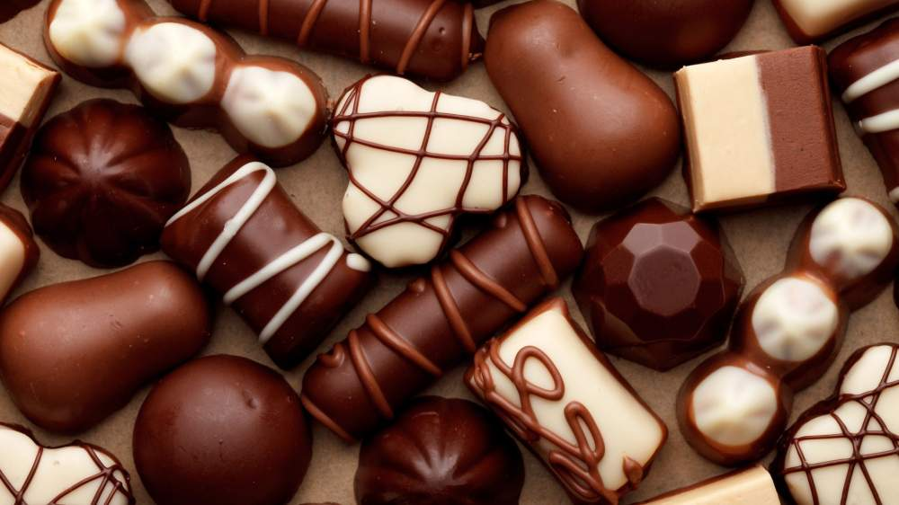 Order Chocolate products