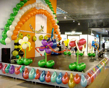 Order Event Decoration and design