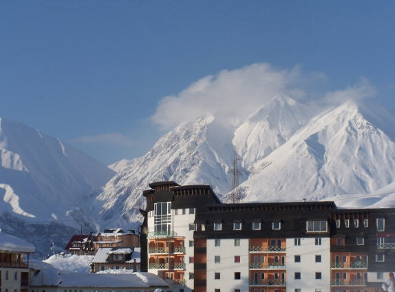 Order Ski Tours Gudauri