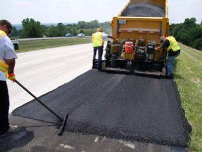 Order Construction of roads