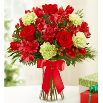Order Christmas bouquets
