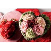 Order Bouquets for Valentine day