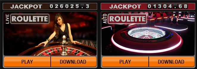 Order Online Roulette