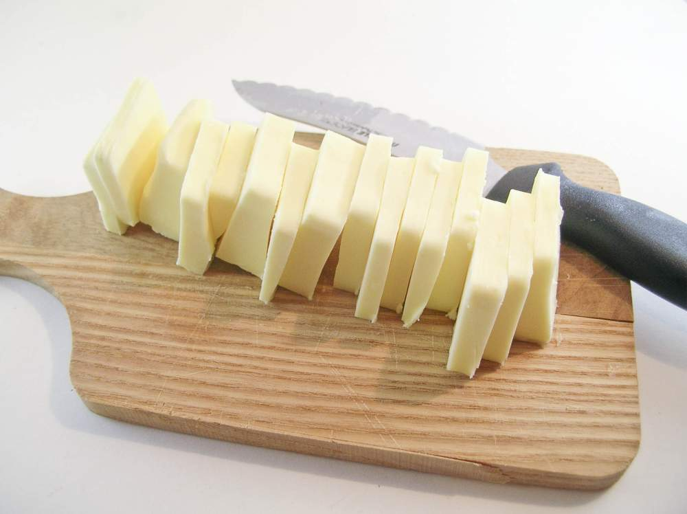 Butter Distribution