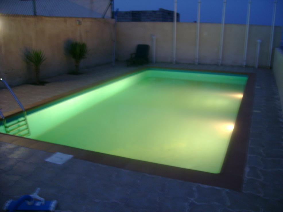 Order Finishing of the pool