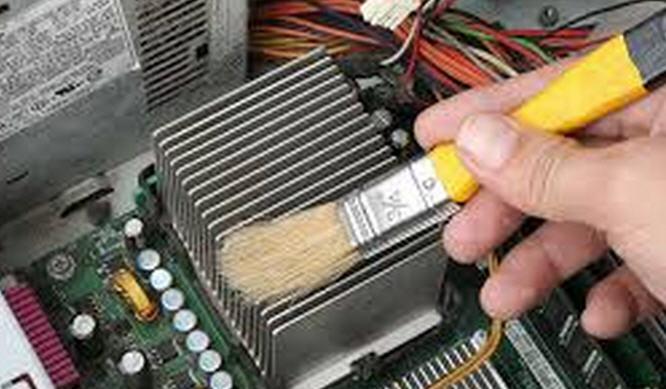 Order Changing thermal paste