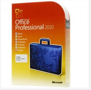 Order Microsoft Office 2010 Professional