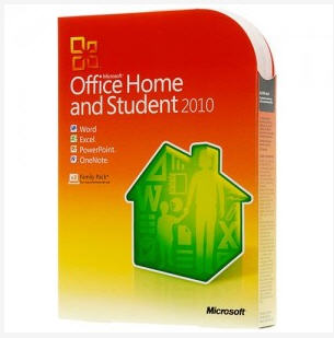 Order Microsoft Office 2010 Home & Student