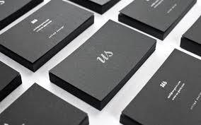 Order Business card design service