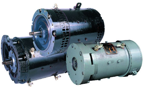 Order Repair and rewinding of synchronous motors