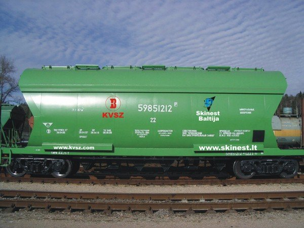 Order Sales and leasing of wagons and locomotives