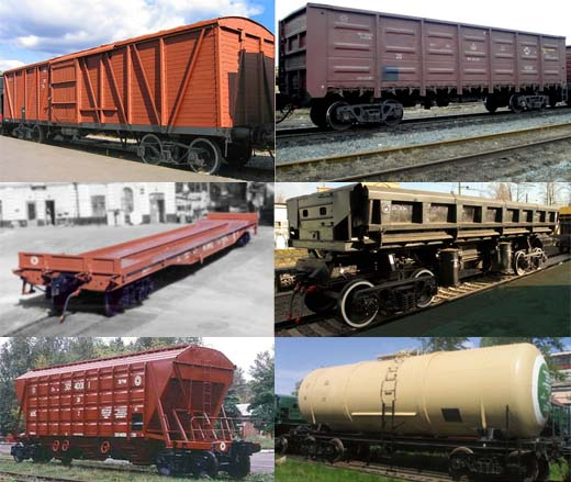 Order Wagons-cisterns