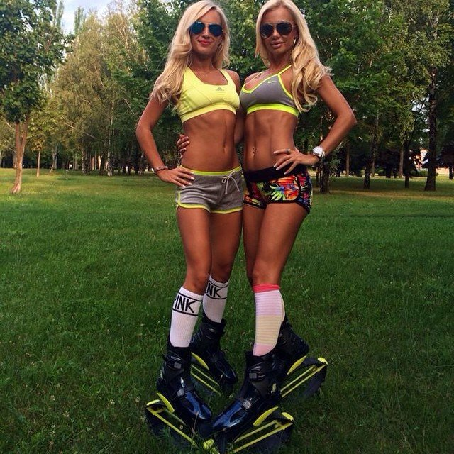 Order Kangoo Jumps show and promos