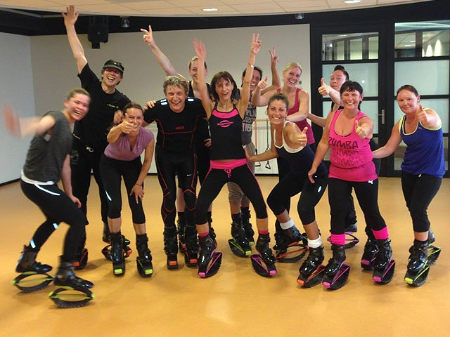 Order Kangoo Jumps classes