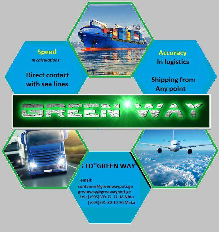 Order Transportation cargoes