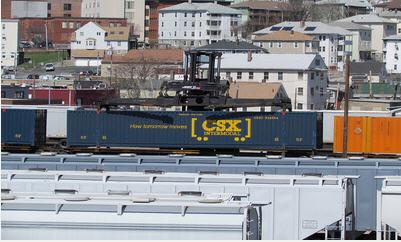 Order Logistics rail