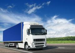 Truck Transportations Of Cargoes