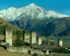 Tours In Georgia Svaneti