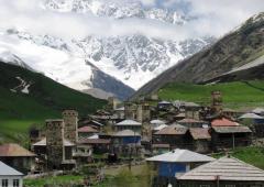 Tours Great Caucasus Mountains
