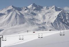 Skiing Tours In Gudauri