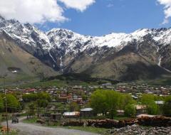 Travel To Kazbegi