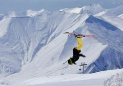 Ski Tours To Gudauri