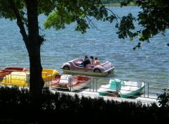 Travel To Bazaleti Lake