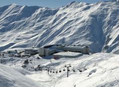 Ski Tours In Gudauri