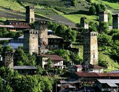 Travel To Svaneti