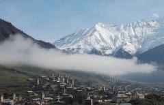 Tour To Svaneti