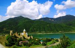 Tbilisi - Ananuri - Gudauri - Kazbegi - Tbilisi