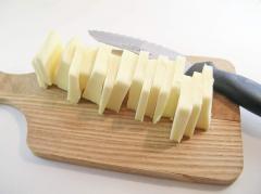 Butter Distribution