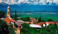 Tourist services in Kakheti